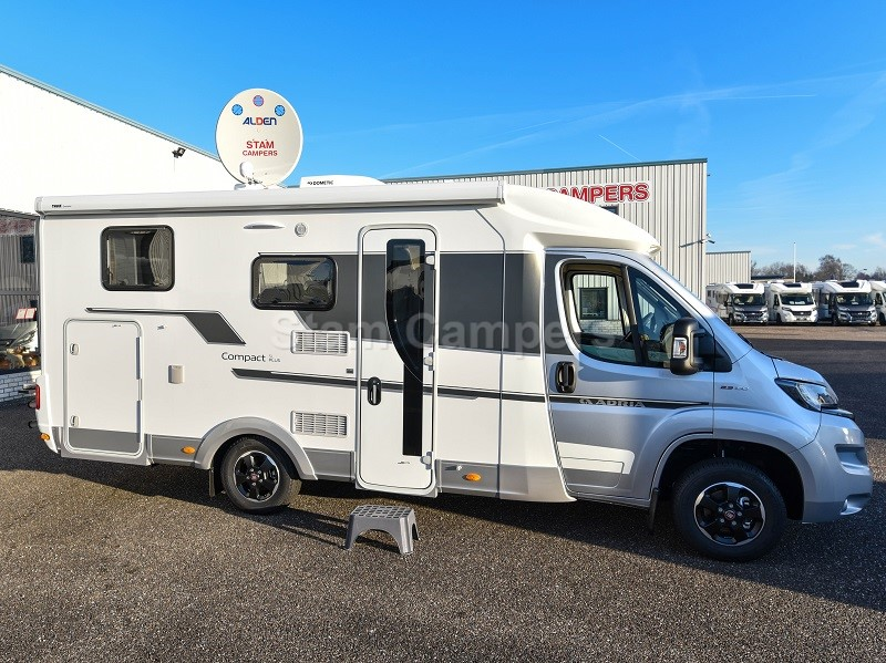 adria compact plus SL automaat